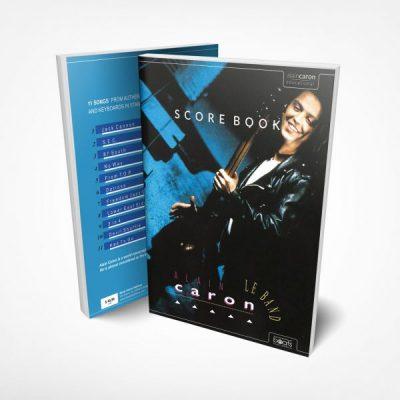 Le Band Scorebook